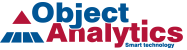 ObjectAnalytics – Actionable Intelligence at your Fingertips Logo