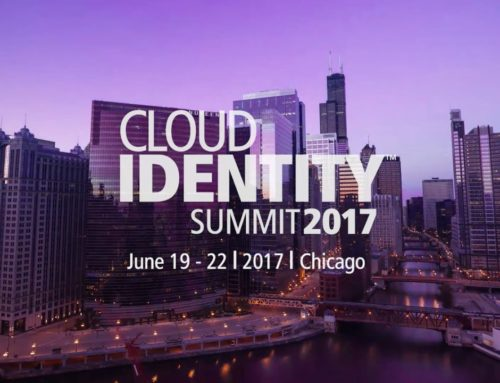 Join ObjectSecurity at Cloud Identity Summit 2017