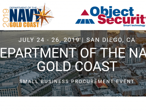 Meet ObjectSecurity at Navy Gold Coast 2019